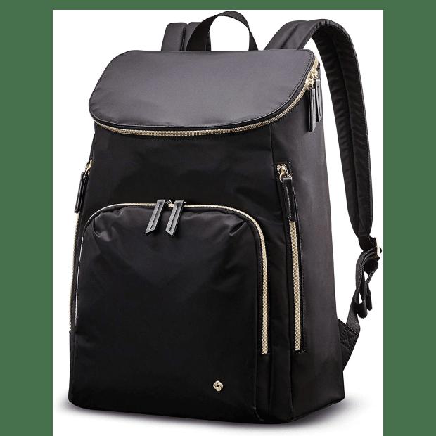 Samsonite Mobile Solution Deluxe Backpack - Black #1
