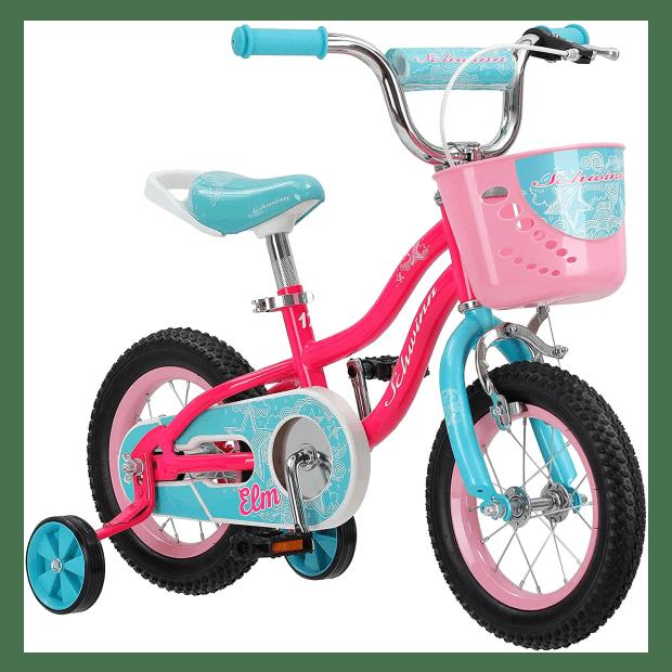 Schwinn Elm Girl's Bike with SmartStart - 12'' Wheels - Pink #1
