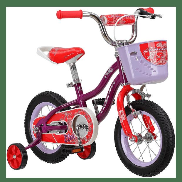 Schwinn Elm Girl's Bike with SmartStart- 16'' Wheels - Purple #1