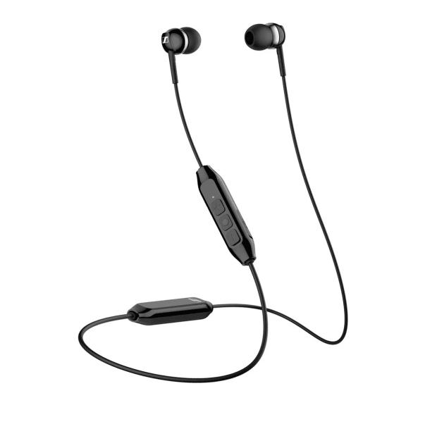 Sennheiser CX 150BT Wireless In-Ear Headphones - Black #1