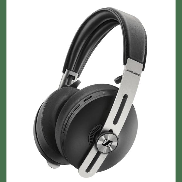 Sennheiser MOMENTUM 3 Wireless Noise Cancelling Headphones - Black #1