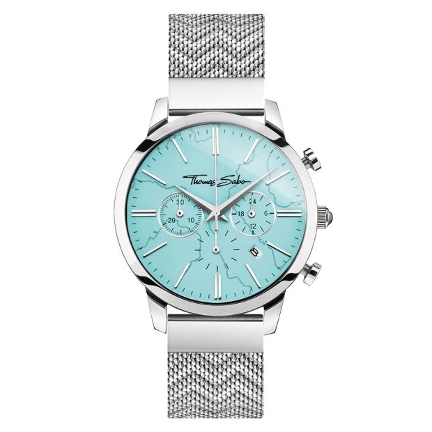 Thomas Sabo Arizona Spirit Collection Unisex Watch - Turquoise #1