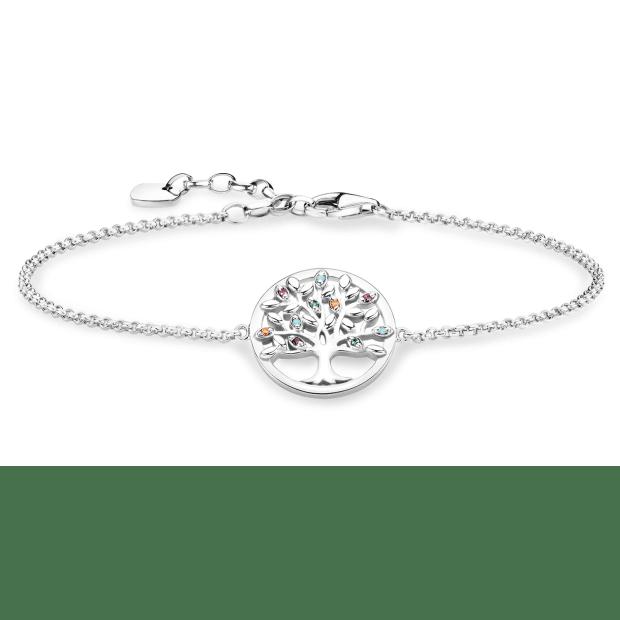 Thomas Sabo Tree of Love Bracelet - Sterling Silver #1