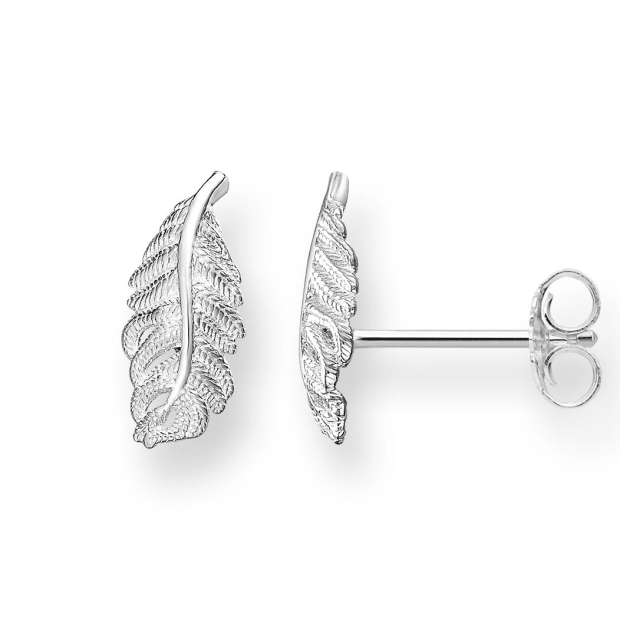 Thomas Sabo Feather Ear Studs #1
