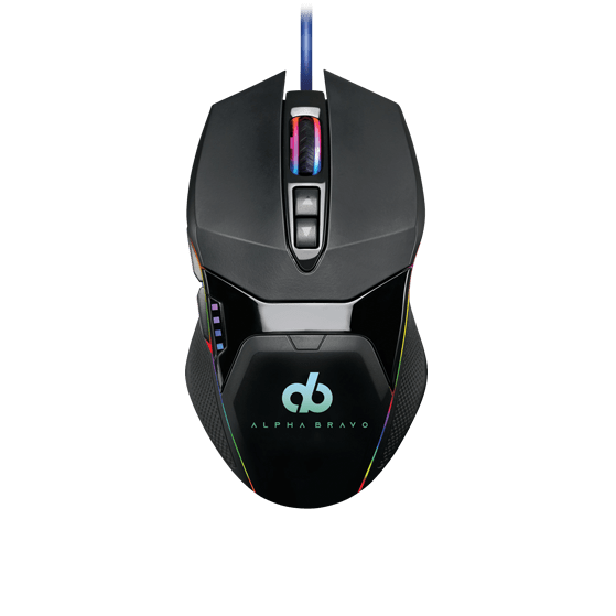 Veho® Alpha Bravo Gaming Mouse