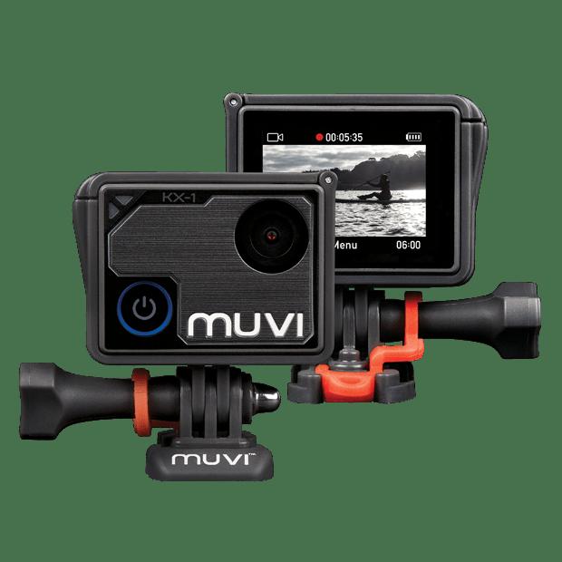 Veho® Muvi KX-1 4K Wi-Fi Handsfree Camera #1