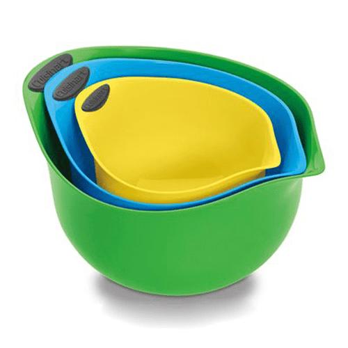 Cuisinart® Set of 3 Mixing Bowls #1