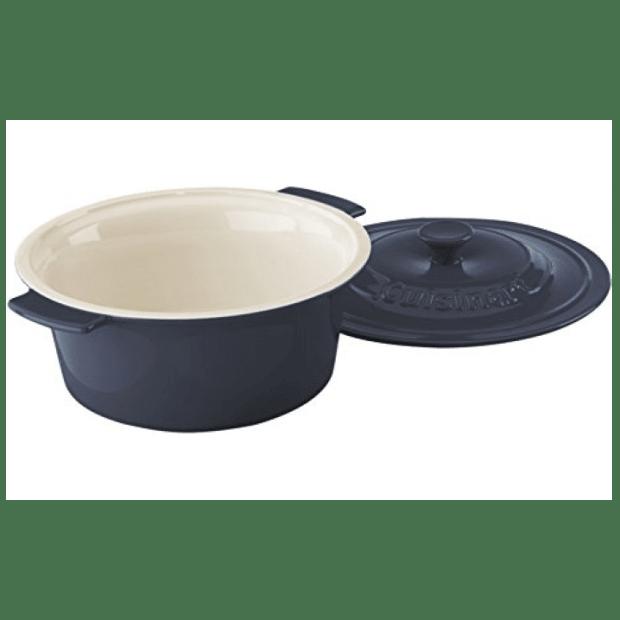 Cuisinart® 3-Quart (2.8L) Round Covered Baker - Blue