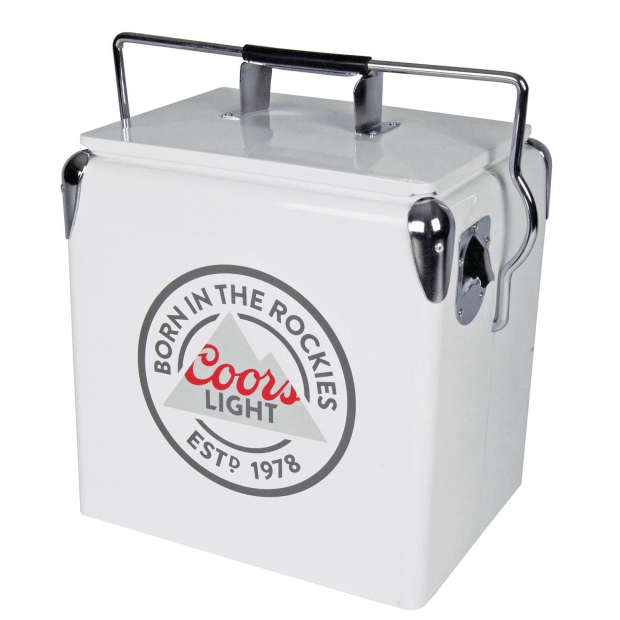 Koolatron Coors Light 14-Quart Ice Chest Picnic Cooler #1