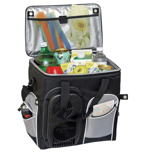Koolatron Soft-Sided 26-Quart 12 Volt Plug In Portable Travel Cooler #1