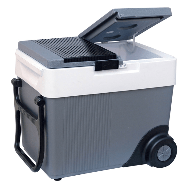 Koolatron 31-Quart Kargo Cooler with Wheels #1