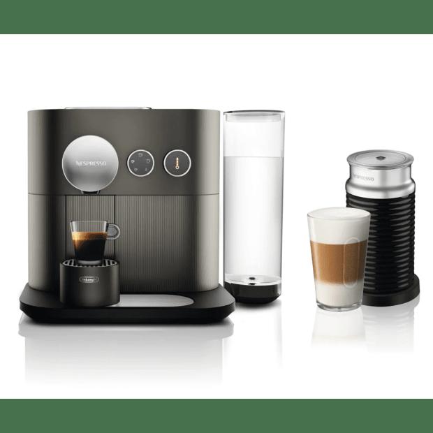 Nespresso Expert with Aeroccino -  Antrhacite Grey