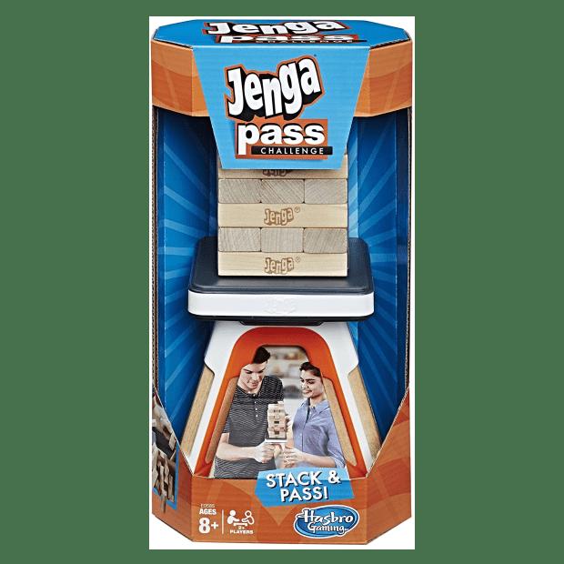 Hasbro Jenga Pass Challenge #1