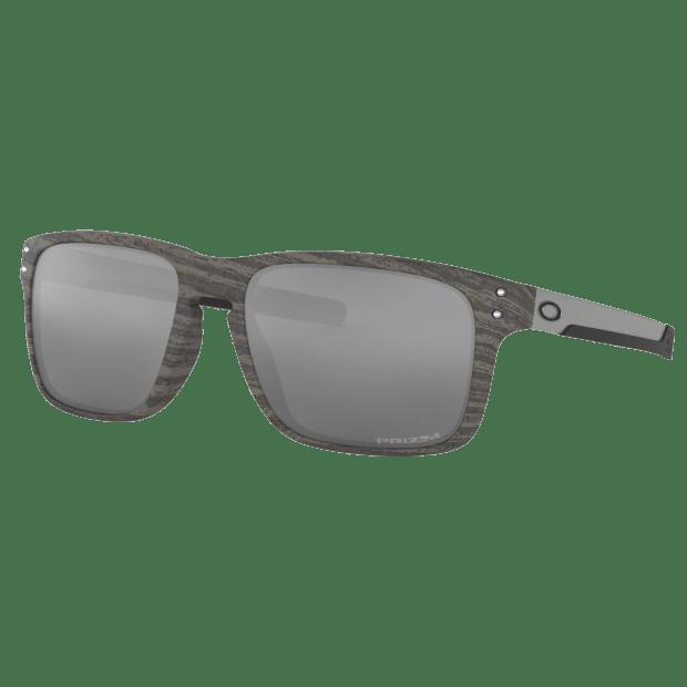 Oakley Holbrook™ Mix Sunglasses - Woodgrain Frame/Prizm Black Iridium Lenses #1