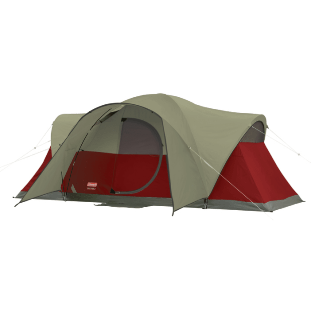 Coleman Bristol 8-Person Modified Dome Tent with Hinged Door