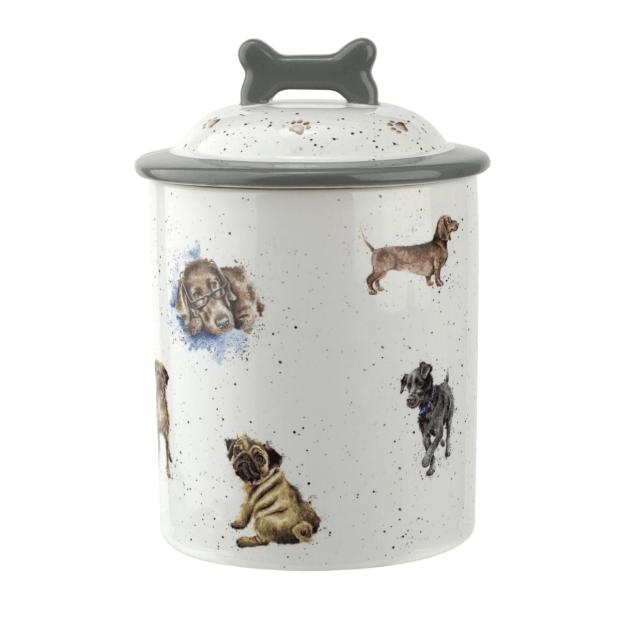 Wrendale Designs Dog Treat Jar #1
