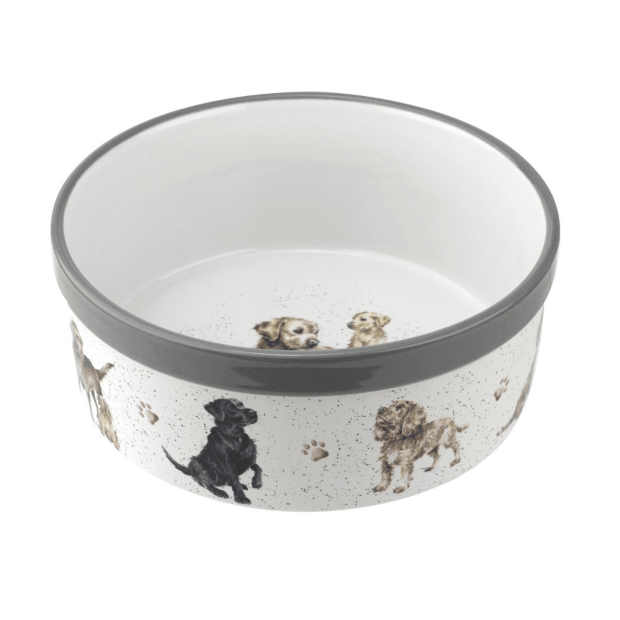 Wrendale Designs 8'' Pet Bowl #1