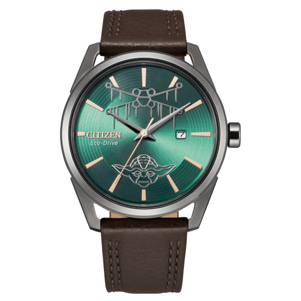 Citizen Limited Edition Star Wars™ Dagobah Men's Eco-Drive Watch #1