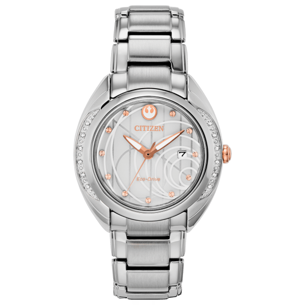 Citizen Limited Edition Star Wars™ Princess Leia Ladies Eco-Drive Watch #1