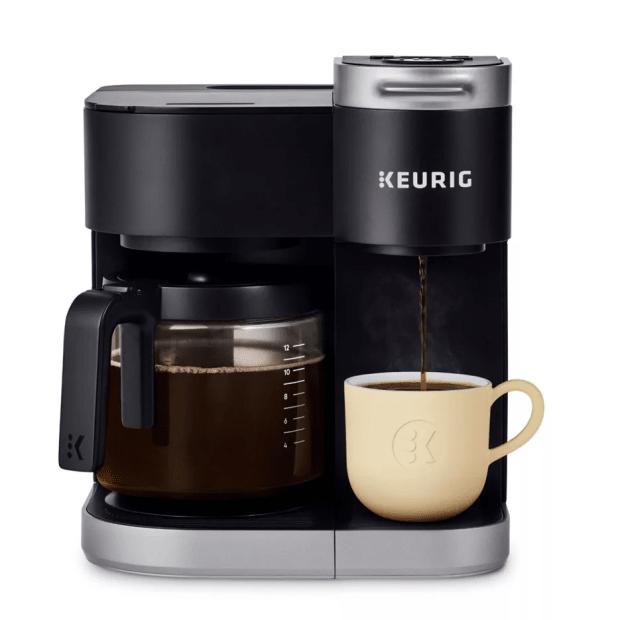 Keurig® K-Duo® Single Serve and Carafe Coffee Maker #1