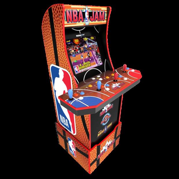 Arcade1Up™ NBA JAM™ Arcade Cabinet #1
