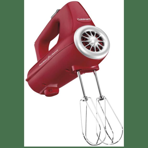 Cuisinart® 3 Speed Hand Mixer - Red #1
