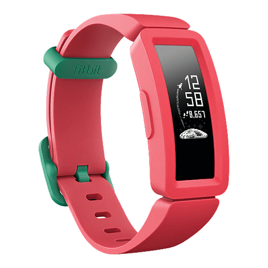 Fitbit Ace 2 Activity Tracker for Kids - Watermelon and Teal #1