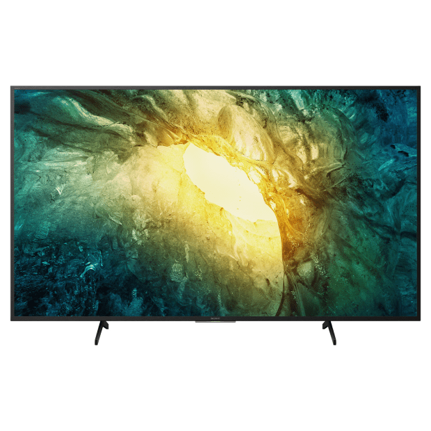 SONY® X750H Series 55'' 4K Ultra HD HDR Smart Android TV #1