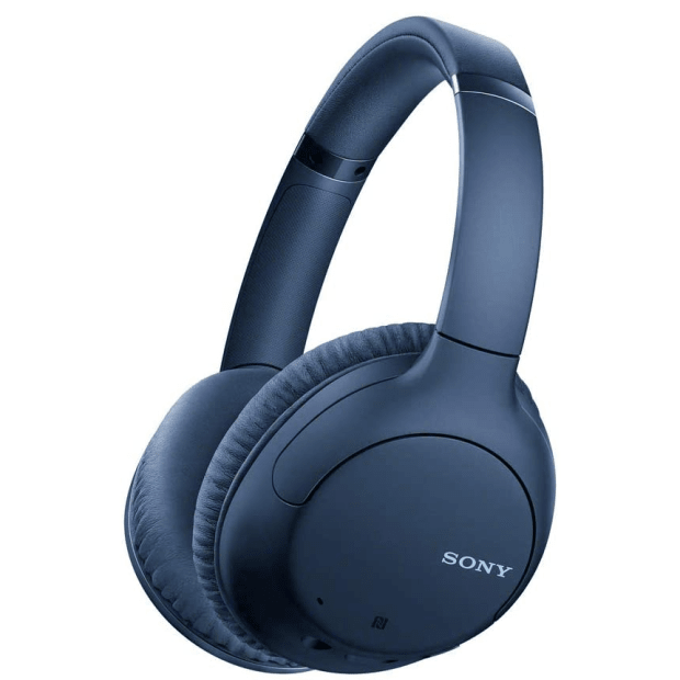 SONY® WH-CH710N Wireless Noise Cancelling Headphones - Blue #1