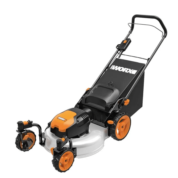"Worx® 19"" Electric Lawn Mower #1"