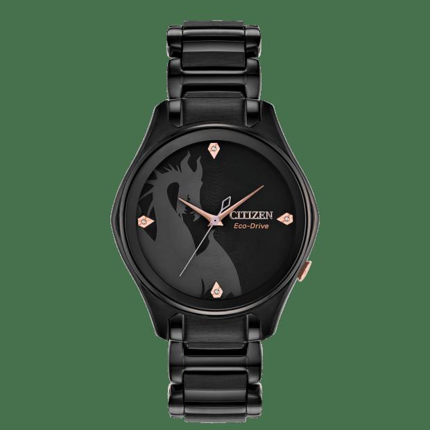 Citizen Disney Villains Maleficent Diamond Eco-Drive Watch #1