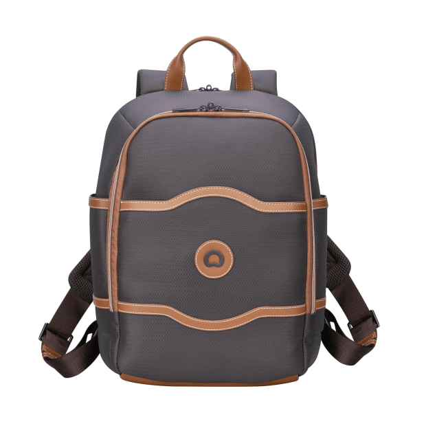Delsey Chatelet Soft Air Backpack - Chocolate #1
