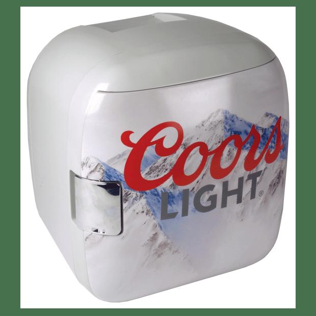 Koolatron Coors Light Cube 12-Can Electric Beverage Cooler #1