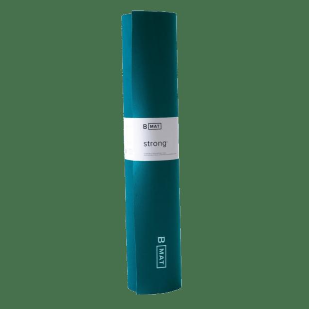 B Yoga The B Mat Strong 6mm - Ocean Green #1
