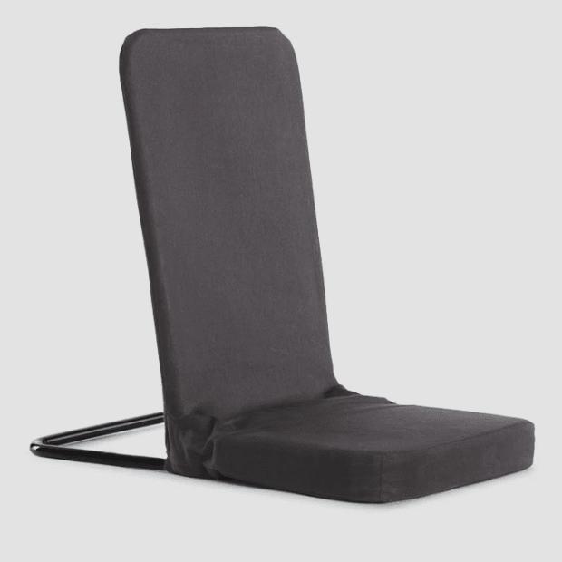 Halfmoon Yoga Meditation Chair - Charcoal #1