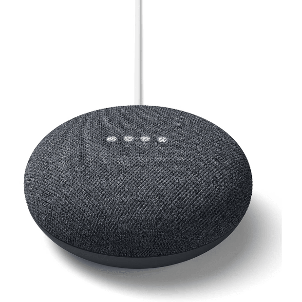 Google Nest Mini 2nd Generation - Charcoal #1