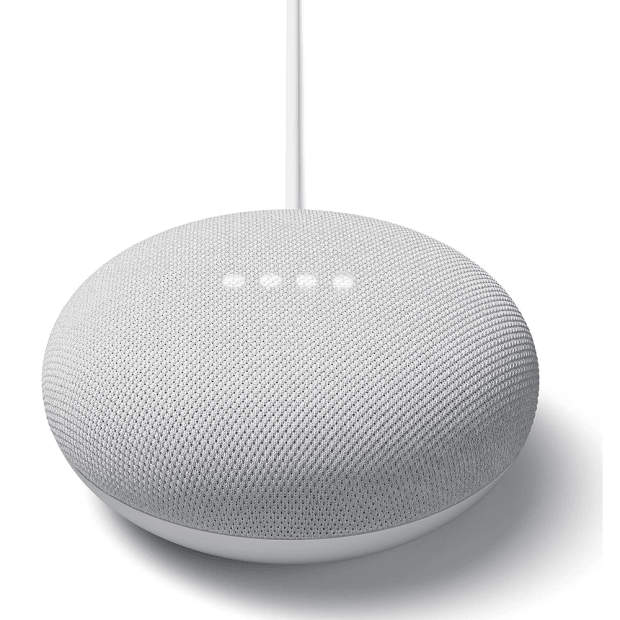 Google Nest Mini 2nd Generation - Chalk #1
