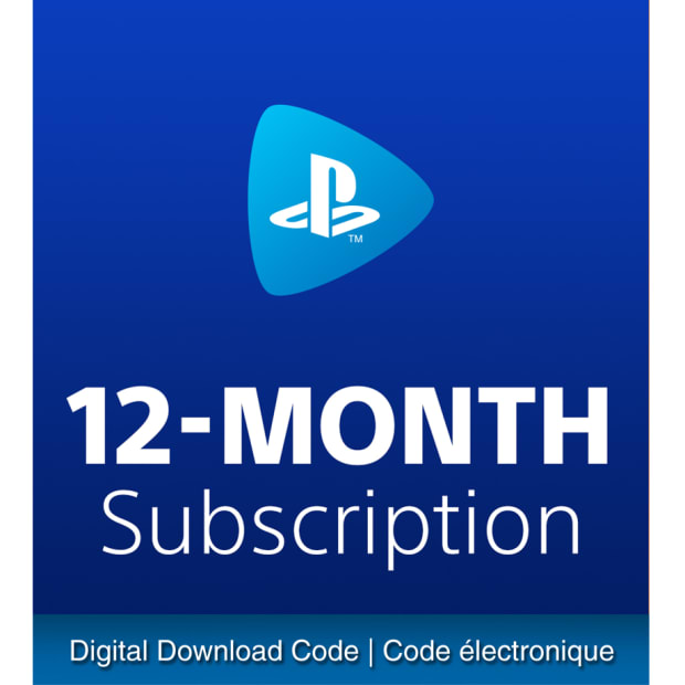 PlayStation NOW 12-Month Subscription [Download]