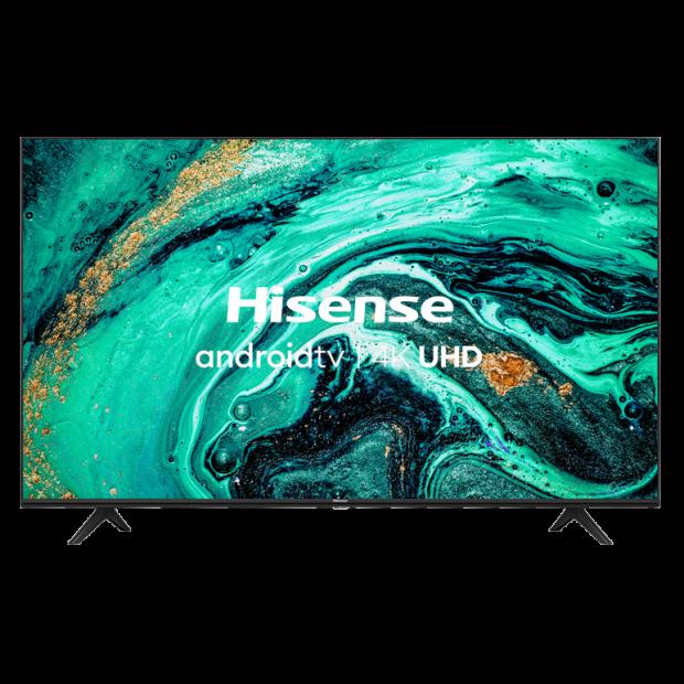 "Hisense H78G Series 75"" 4K Ultra HD Android TV #1"