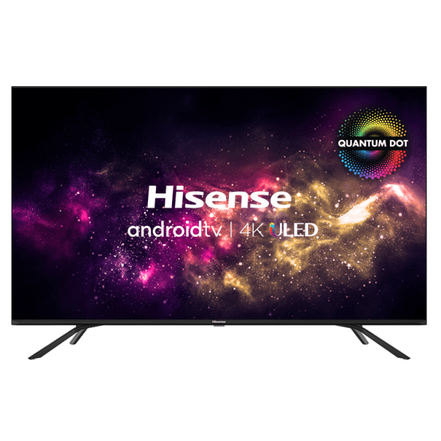 """Hisense Q8G Series 50"""" 4K ULED™ Android TV with Quantum Dot Technology #1"""