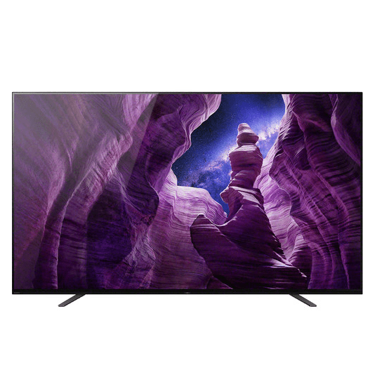 SONY® A8H Series 55'' Bravia OLED 4K Ultra HD HDR Smart Android TV #1