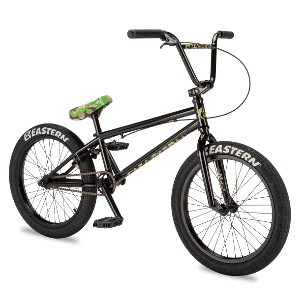 "Eastern Bikes Javelin 2020 20"" Complete Bike - Black/Camo #1"