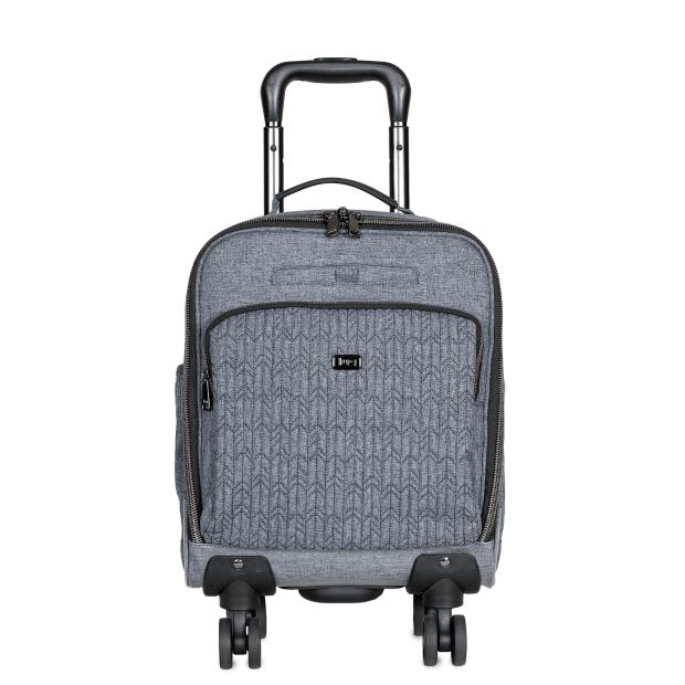LUG® Ranger Wheelie Underseat Luggage - Heather Grey #1