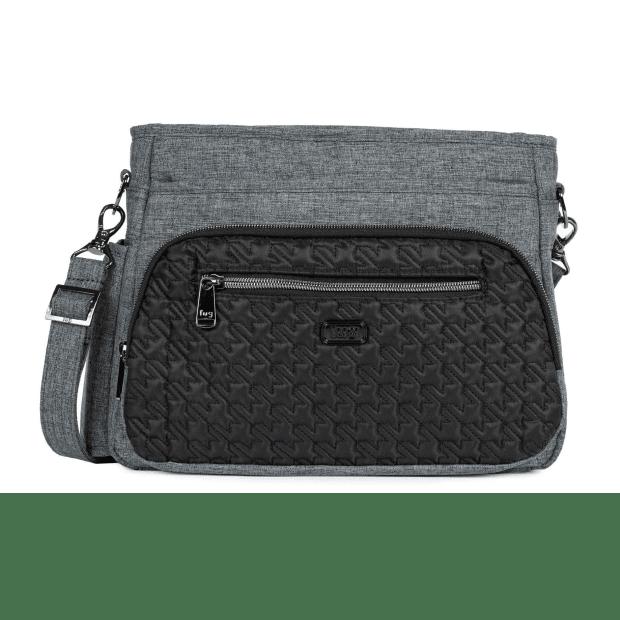 LUG® Shimmy SE Crossbody Bag - Heather Grey #1