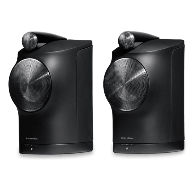 Bowers & Wilkins Formation Duo Wireless High Performance Speaker System - Black #1