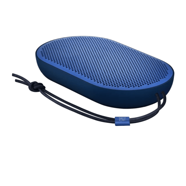 Bang & Olufsen Beoplay P2 Portable Bluetooth Speaker - Royal Blue #1