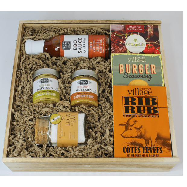 Peter & Paul's Gifts BBQ Gift Basket