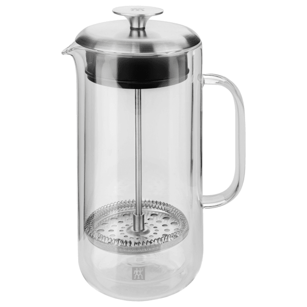 ZWILLING® Sorrento Plus Double-Wall French Press #1