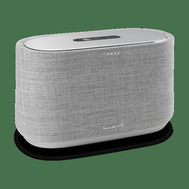 Harman Kardon Citation 300 Smart Home Speaker with Google Assistant - Grey #1
