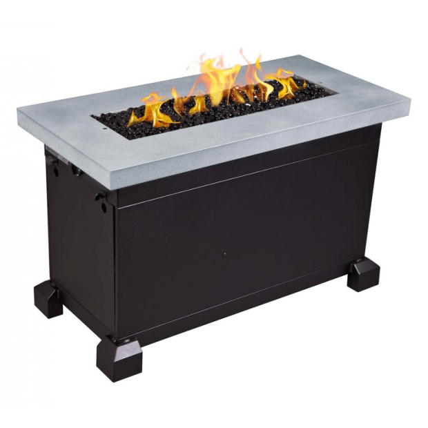 Camp Chef Monterey Fire Table - Gray #1